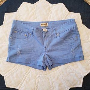 Juniors size 9 shorts